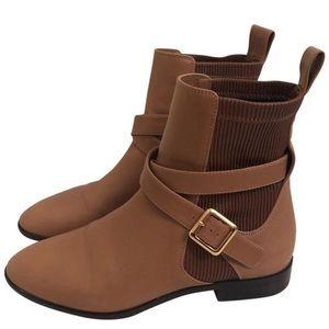 Chloé Buckle Boots